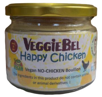 happy chicken bouillon