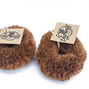 kokos schuursponsje